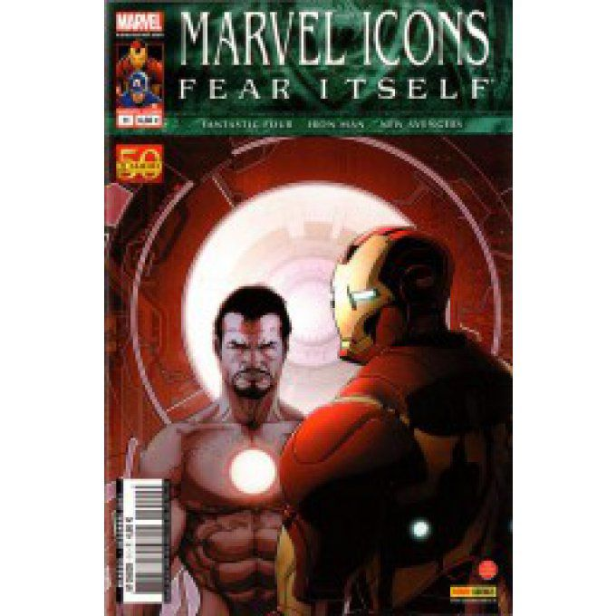 MARVEL ICONS : FEAR ITSELF N° 11