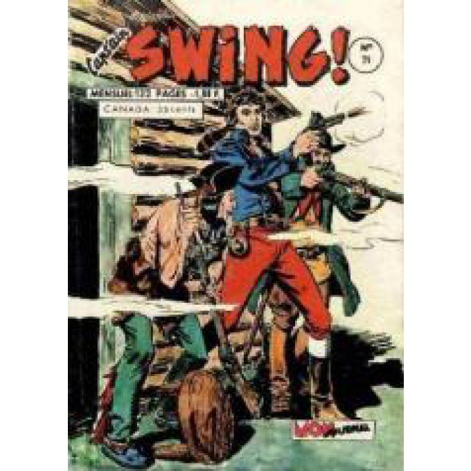 CAPTAIN SWING N° 71