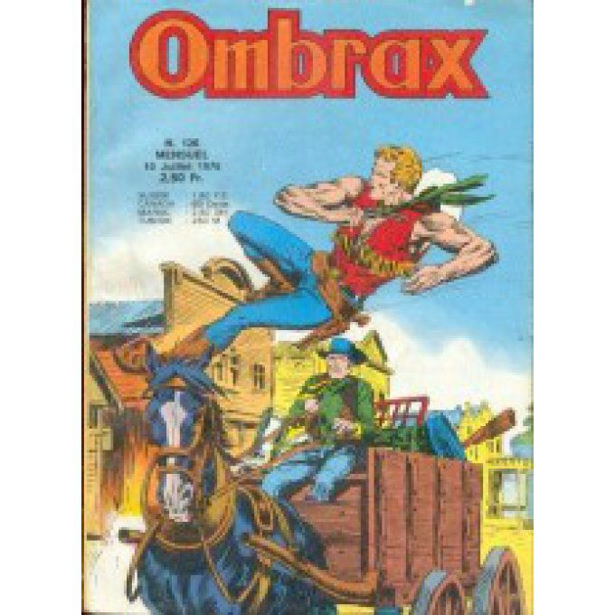 OMBRAX n° 126