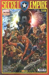 SECRET EMPIRE N° 1
