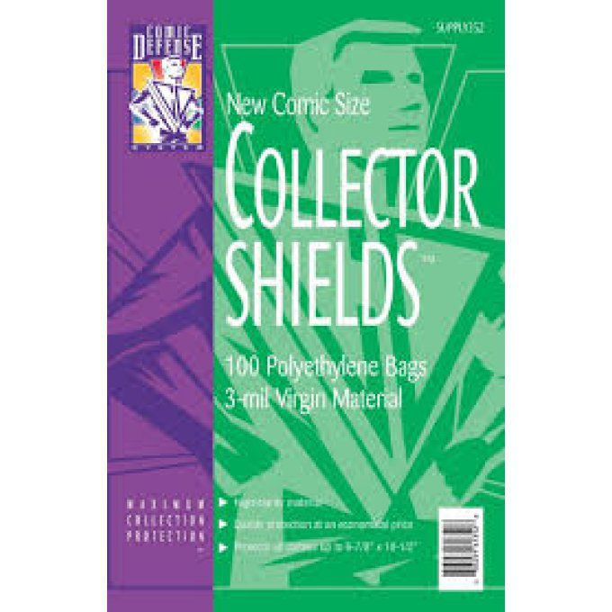 COLLECTOR SHIELDS
