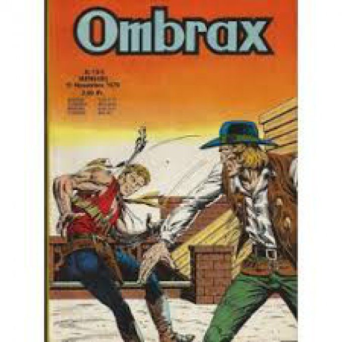 OMBRAX n° 154