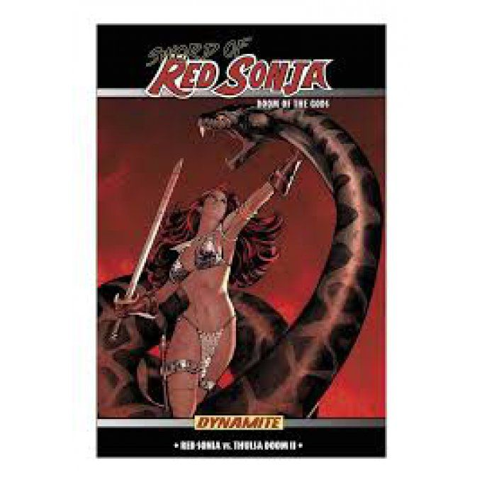 RED SONJA : LE DIEU DOOM