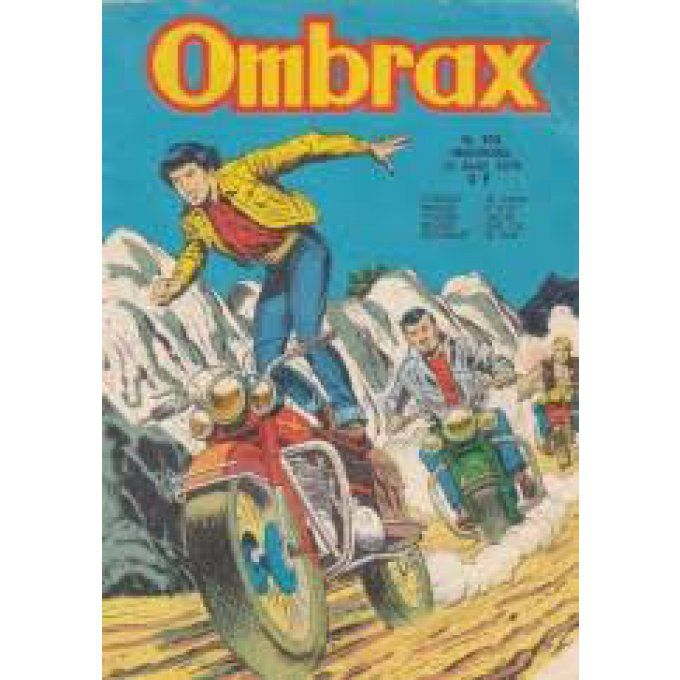 OMBRAX n° 103