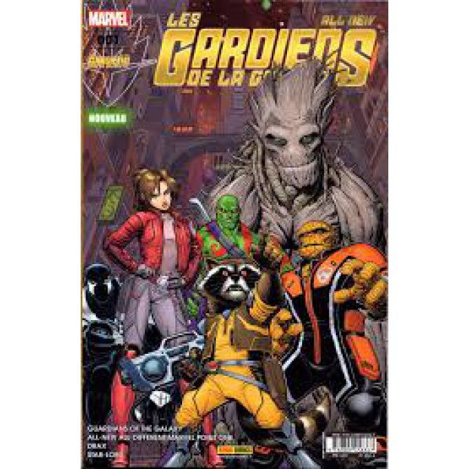 ALL-NEW : LES GARDIENS DE LA GALAXIE N °1