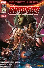 SECRET WARS : LES GARDIENS DE LA GALAXIE N° 1