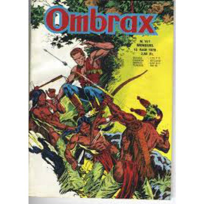 OMBRAX n° 151