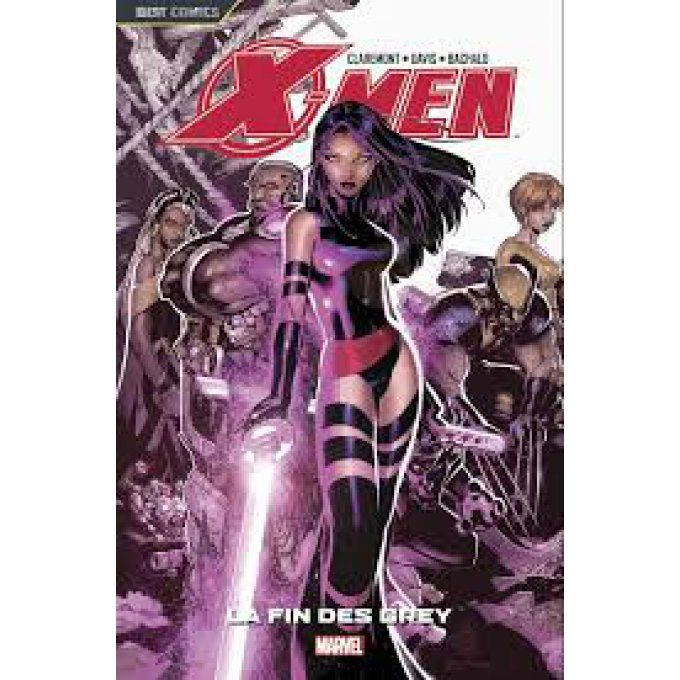 X-MEN : LA FIN DES GREY